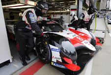 Diskwalificatie in WEC Silverstone verpest Toyota-autosportfeest