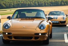 Porsche Project Gold brengt 993 Turbo S even terug