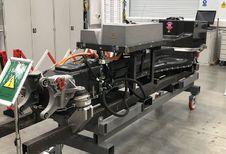 Une batterie 800 V pour l'Aston Martin RapidE