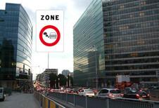Zone basse émission de Bruxelles : amendes à partir d'octobre