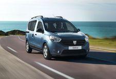 Dacia Dokker en Lodgy krijgen nieuwe Blue dCi