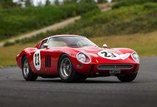 Plus de 40 millions d'euros pour une Ferrari 250 GTO