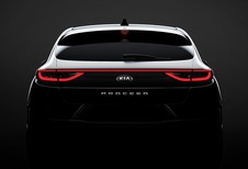 Kia ProCeed en shooting brake