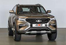 Salon de Moscou - Lada 4x4 Vision : Le futur Niva ?