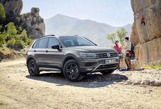 Volkswagen Tiguan Offroad: met grotere aanloophoek