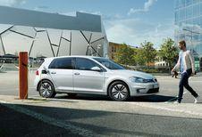 Les managers de VW en voiture électrique
