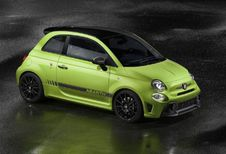 Abarth 595 : facelift minimaliste