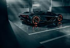 Lamborghini Terzo Millennio vervelt tot hybride hypercar