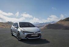 De breakversie van de Toyota Corolla heet Touring Sports