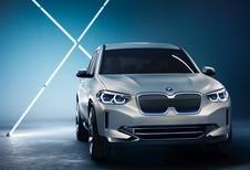 Commandes ouvertes pour la BMW iX3, en Norvège