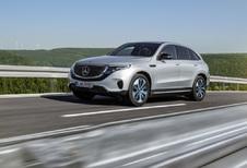 Mercedes EQC : la riposte électrique étoilée à 408 ch