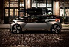 Volvo 360c rijdt elektrisch en autonoom