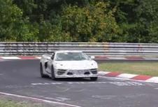Corvette 2019 : la C8 à moteur central se dévoile