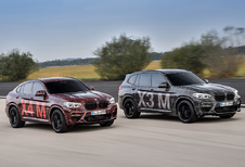 BMW X3 & X4 M : Imminentes