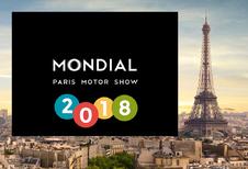 Preview Mondial Paris - de sterren van het Autosalon van Parijs 2018