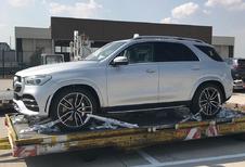 Pas op BMW X5, want hier is de nieuwe Mercedes GLE