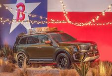 Kia Telluride : invité surprise à la Fashion Week