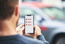 Mobiliteitsapp Pikaway test in Antwerpen