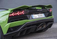 Une Lamborghini Aventador hybride