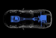 Aston Martin Rapide E: 950 Nm, 65 kWh en laden aan 800V