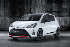 Toyota Yaris GR Sport is hybride hatch