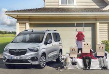 Expérience d'autopartage en Opel à Anvers et Nivelles