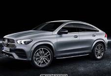 Mercedes GLE: weer een coupé, maar in welke vorm?