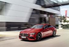 Mercedes-AMG GT 4 portes : Un nouvelle version 43