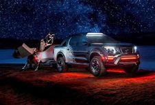 Nissan Navara Dark Sky : la voiture télescope