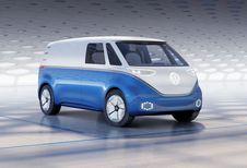 VW I.D. Buzz Cargo: nostalgische bestelwagen