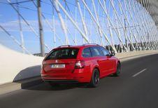 Vernieuwde Skoda Octavia Combi G-Tec heeft 130 pk en rijdt 480 km op CNG