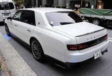 Century GRMN voor Toyota-baas Toyoda