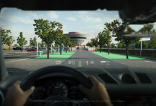 Augmented reality in de auto