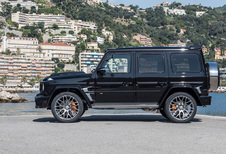 Brabus G-Klasse 700 Widestar is wilde Mercedes-AMG G63