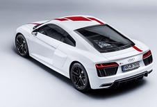 Le retour de l'Audi R8 RWS