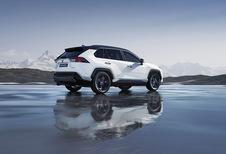 Toyota RAV4: steeds meer hybride