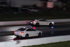 INSOLITE – Il crashe sa GT-R lors d'un drag-race