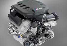 BMW M3 et son V8