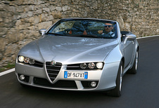 Alfa Romeo Brera et Spider Selespeed