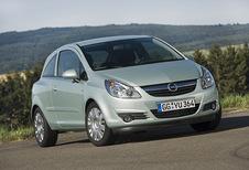 Opel Corsa ecoFlex et Hybrid
