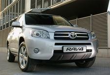 Toyota RAV4 Cross Sport