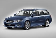 Subaru Legacy et Outback 2008