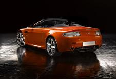 Aston Martin Vantage Roadster N400