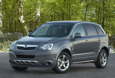 Saturn Vue Green Line 2 Mode Hybrid