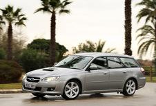 Subaru Legacy et Outback Diesel