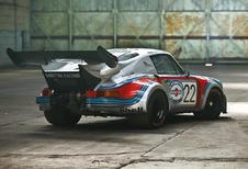 Deze Porsche 911 RSR uit 1974 heeft alles