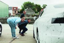 Zou je een camoufleerde Peugeot 508 verwarren met de A5 Sportback?