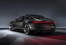 Audi E-Tron GT met Porsche-DNA