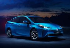 Toyota Prius : 4 roues motrices (mais pas chez nous)