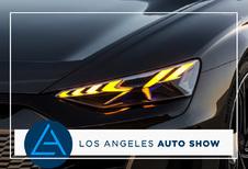 Los Angeles Auto Show 2018 - de premières